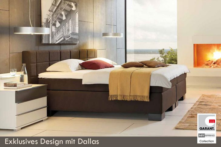 Boxspringbetten-Dallas